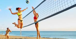 Beach Volleyball Live