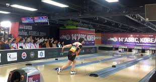 Bowling at Asian Games 2018