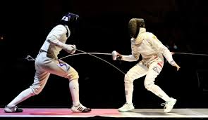 Fencing Asian Games 2018