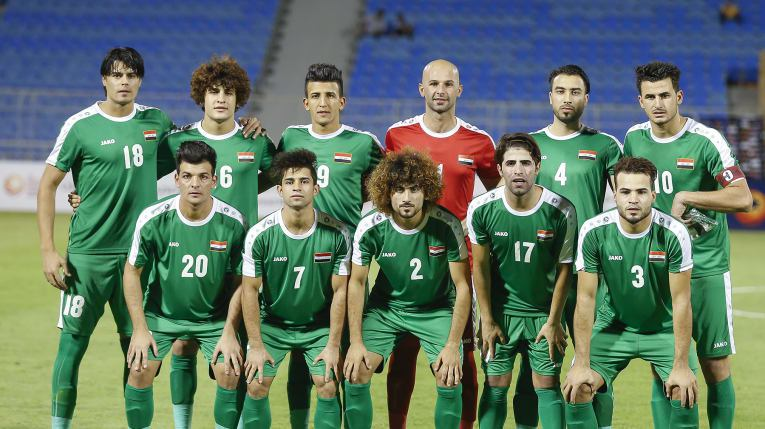 Iraq Football team