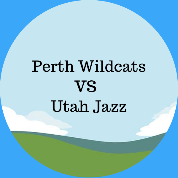 Perth Wildcats VS Utah Jazz