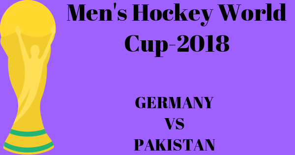 Germany VS Pakistan
